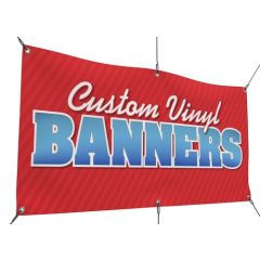 Custom Size Banner with other Custom Options